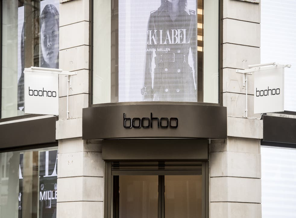 <p>Sixty per cent of Boohoo's female clothing is made entirely from non-recycled plastics, a new study suggests. </p>