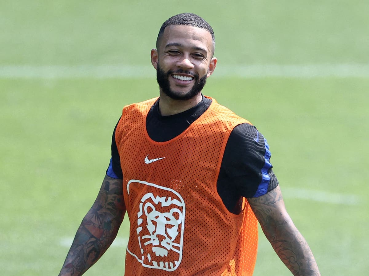 Memphis Depay, the Netherlands' main man who will never fit the mould