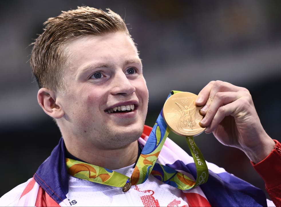 <p>Great Britain won 27 gold medals in Rio five years ago</p>