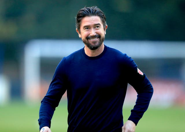 <p>Harry Kewell is back in management at Barnet</p>