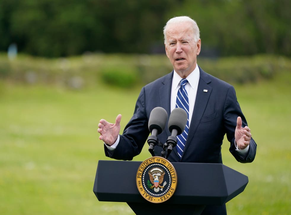 <p>Biden's government have said they will give Ukraine an additional $125 million </p>