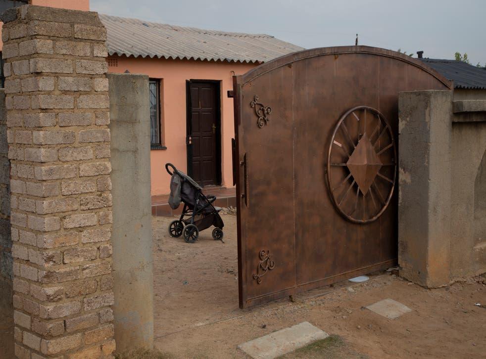 SUDAFRICA DECALLIZOS