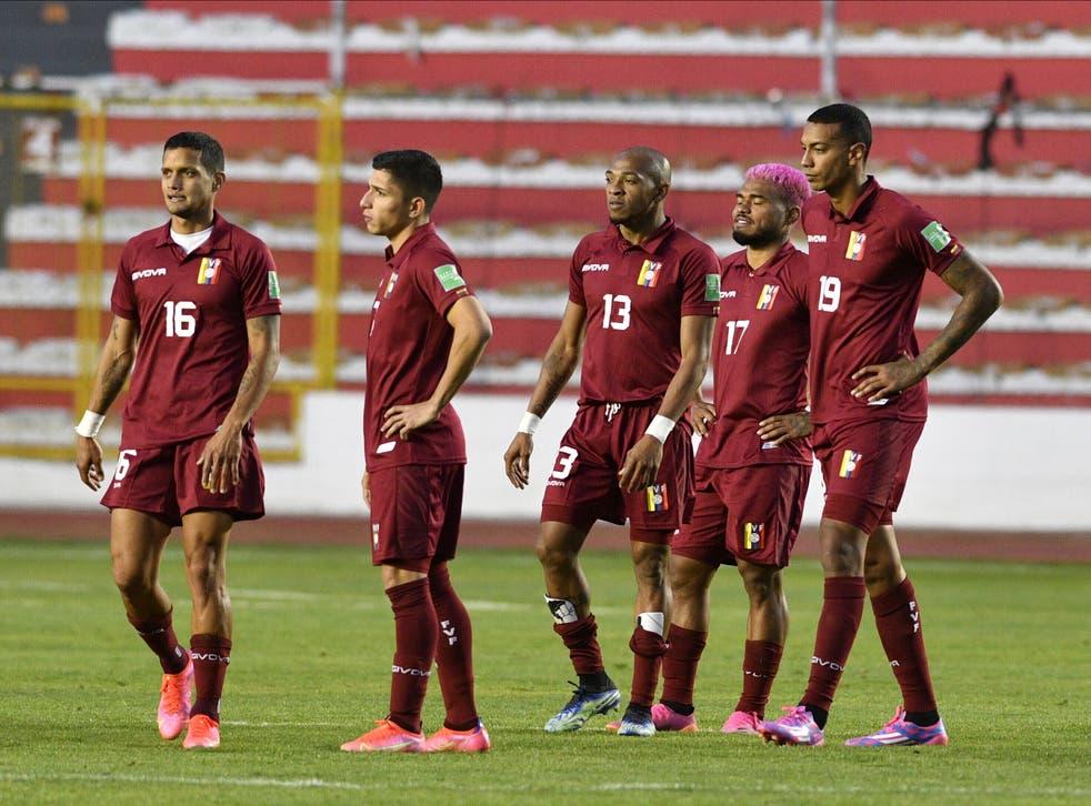 COPA AMERICA-VENEZUELA