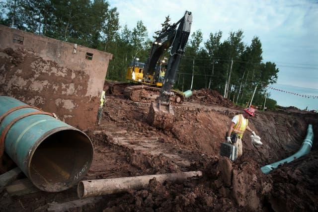 Biden Keystone XL Pipeline
