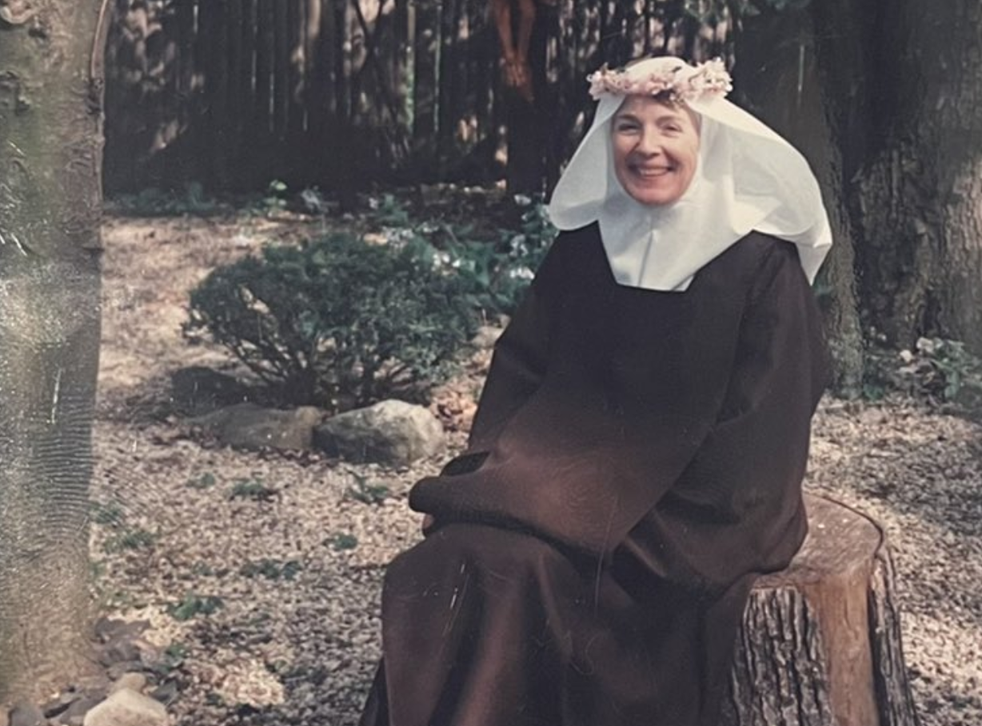 <p>Ann Russell Miller lived the last 32 years of her life as a Carmelite nun at a monastery in Illinois</p>