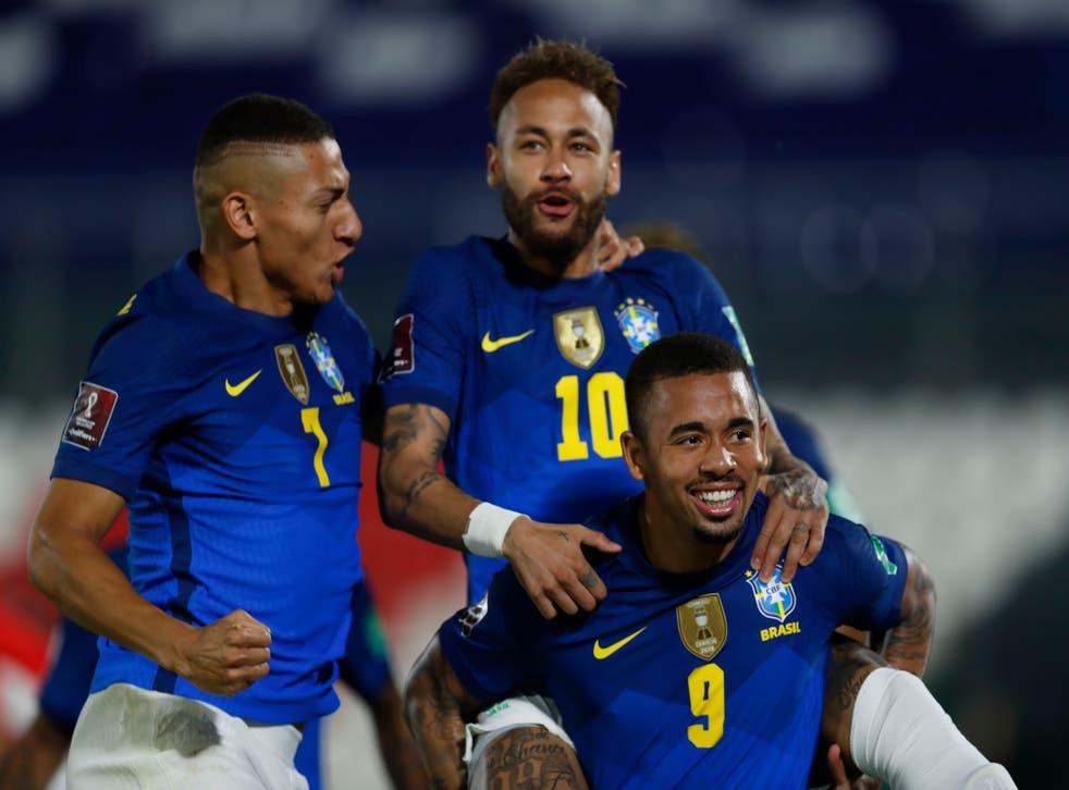 COPA AMERICA-BRASIL-DELANTERO