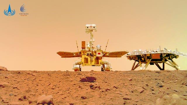 China Mars Photos