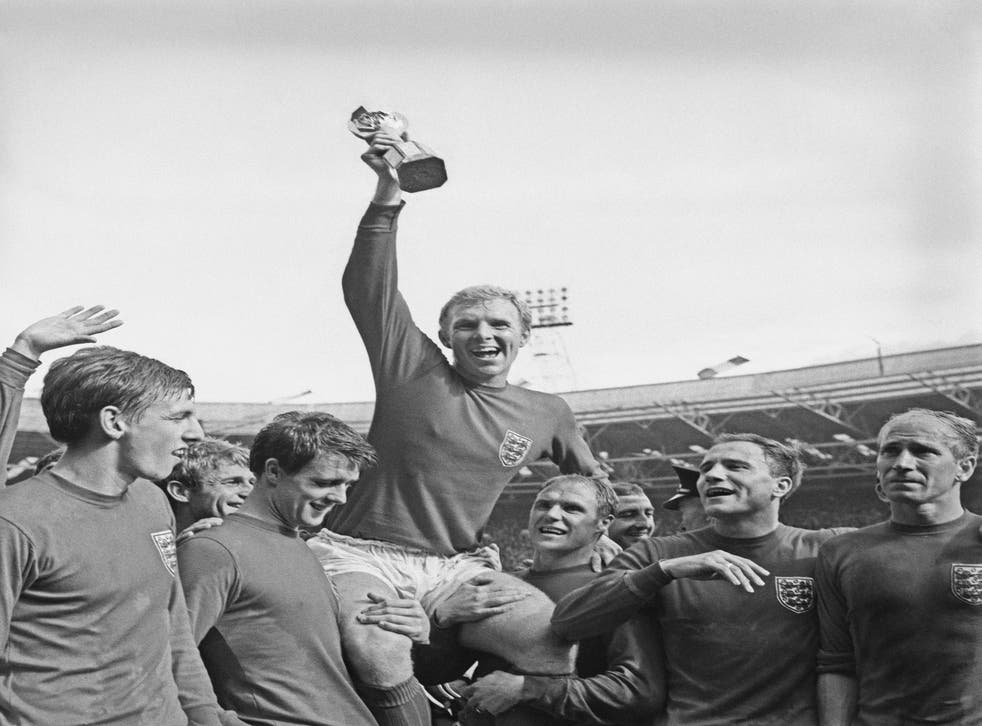 <p>England winning the 1966 World Cup was the top moment for British football fans</p>