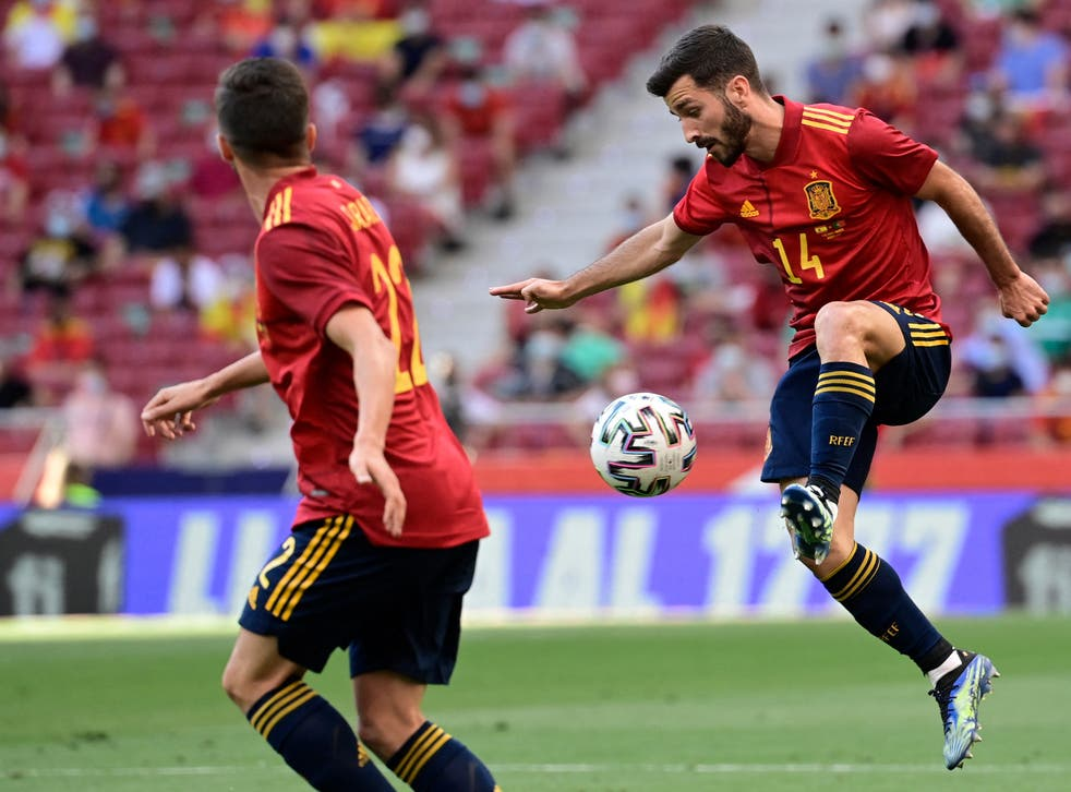 <p>Spanish players have received the vaccine</p>