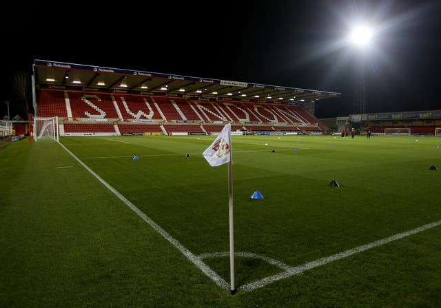 <p>Jojo Wollacott is back at Swindon on a permanent deal</p>