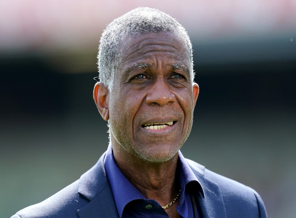 <p>Former West Indies pace bowler Michael Holding has applauded the England football players and manager Gareth Southgate</p>