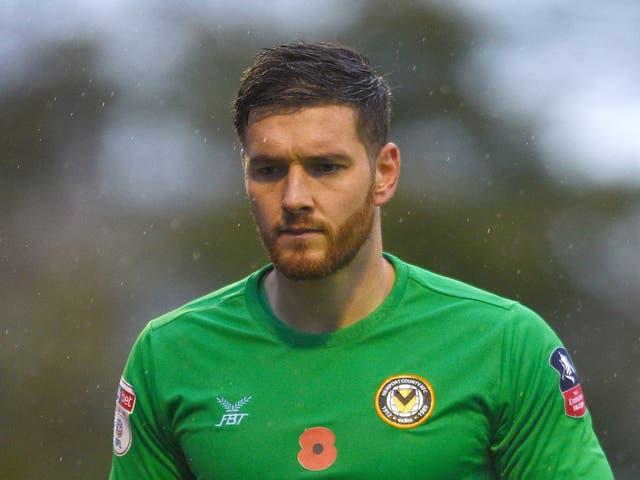 <p>Joe Day has re-joined Newport</p>
