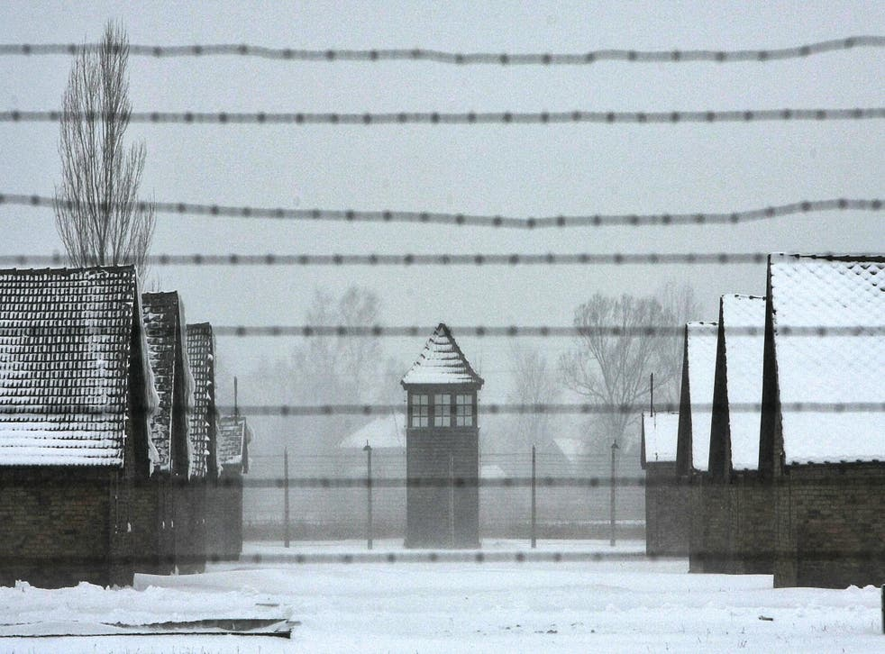 <p>Over one million people were killed at the Nazi death camp Auschwitz</p>