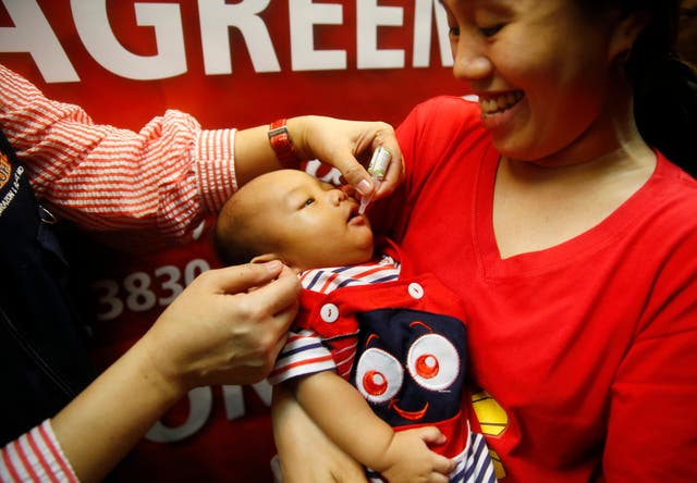 Philippines Polio