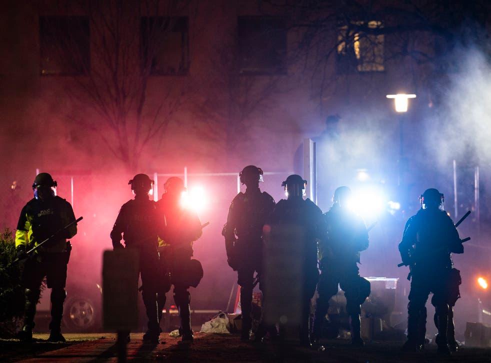 EEUU-INJUSTICIA RACIAL-POLICÍA