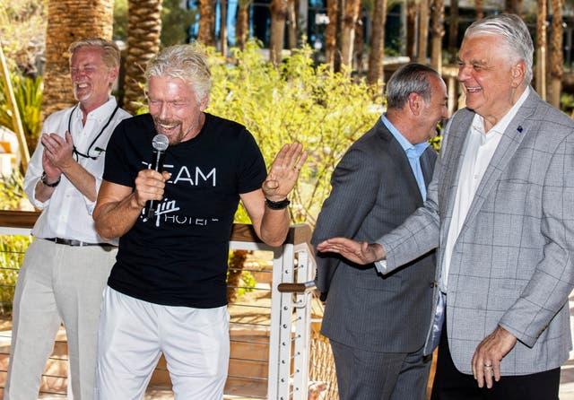 Branson-Virgin Hotels Vegas