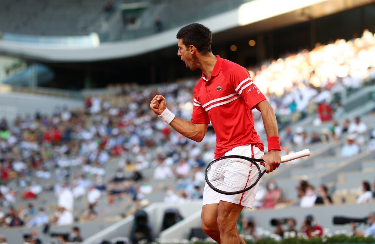 Novak Djokovic vs Rafael Nadal LIVE - French Open latest updates