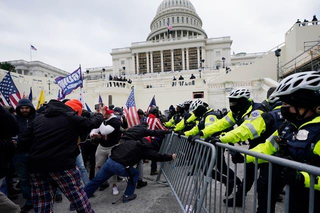 Capitol Breach Arrest Illinois