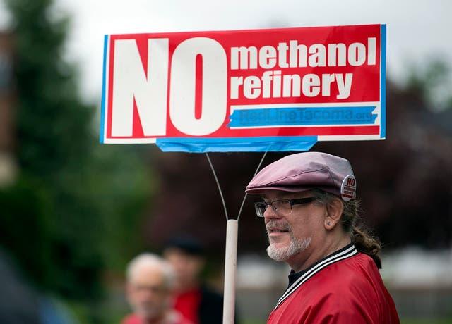 Methanol Plant