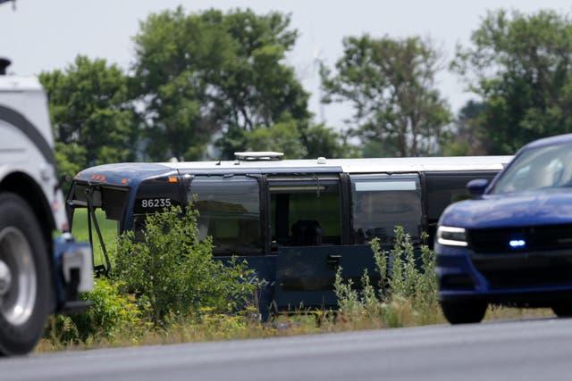 SUV-Bus-Crash-Indiana