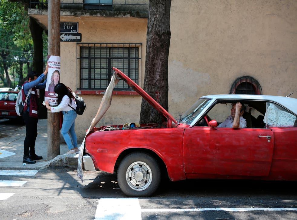 MEXICO-PARTIDO OFICIALISTA