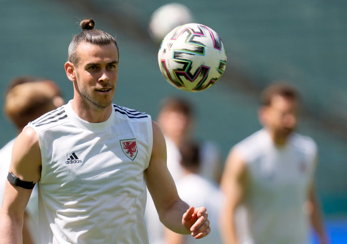 Gareth Bale in perfect condition to hit the goal trail for Wales at Euro 2020