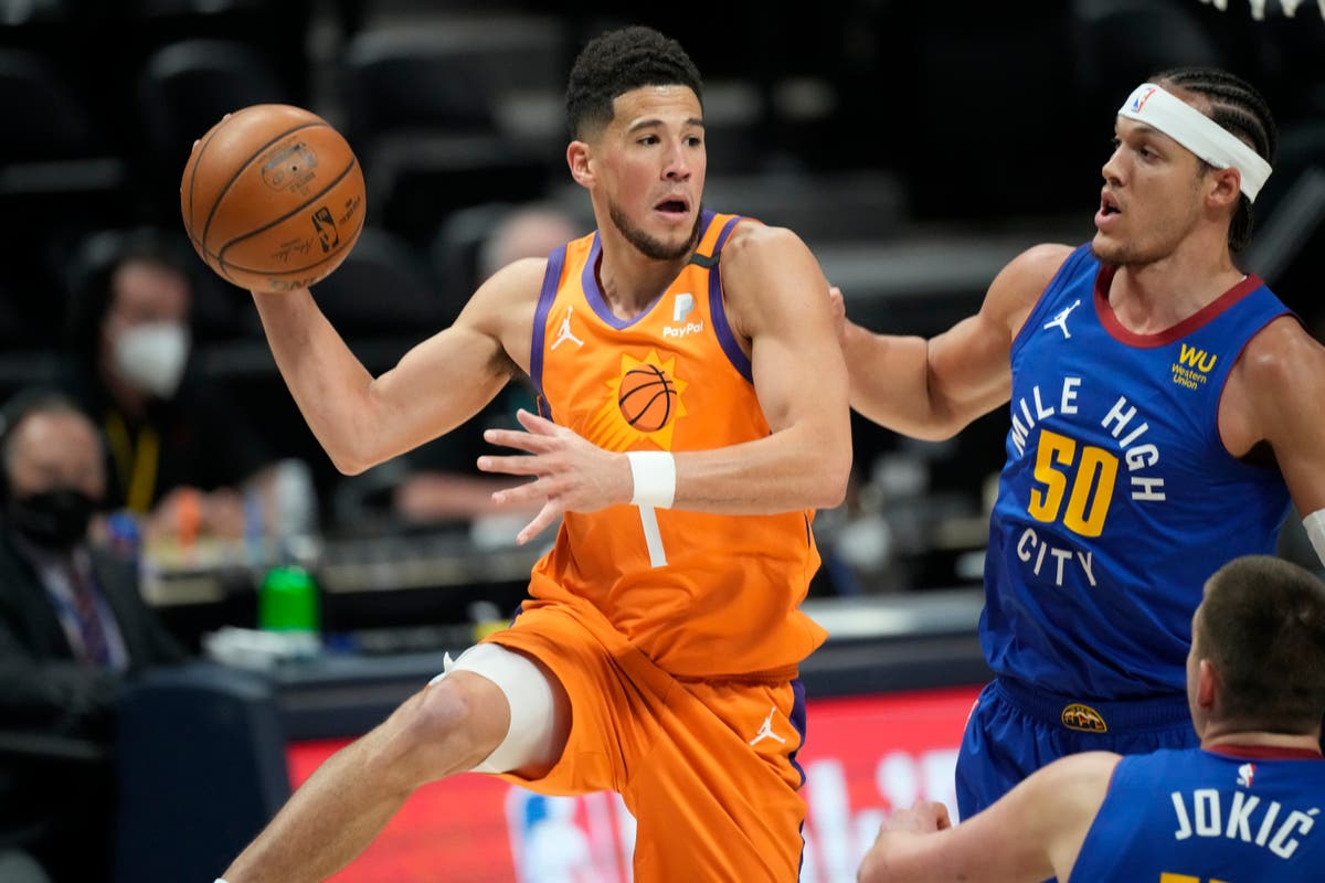 Denver Nuggets facing elimination after 116-102 loss to Phoenix Suns