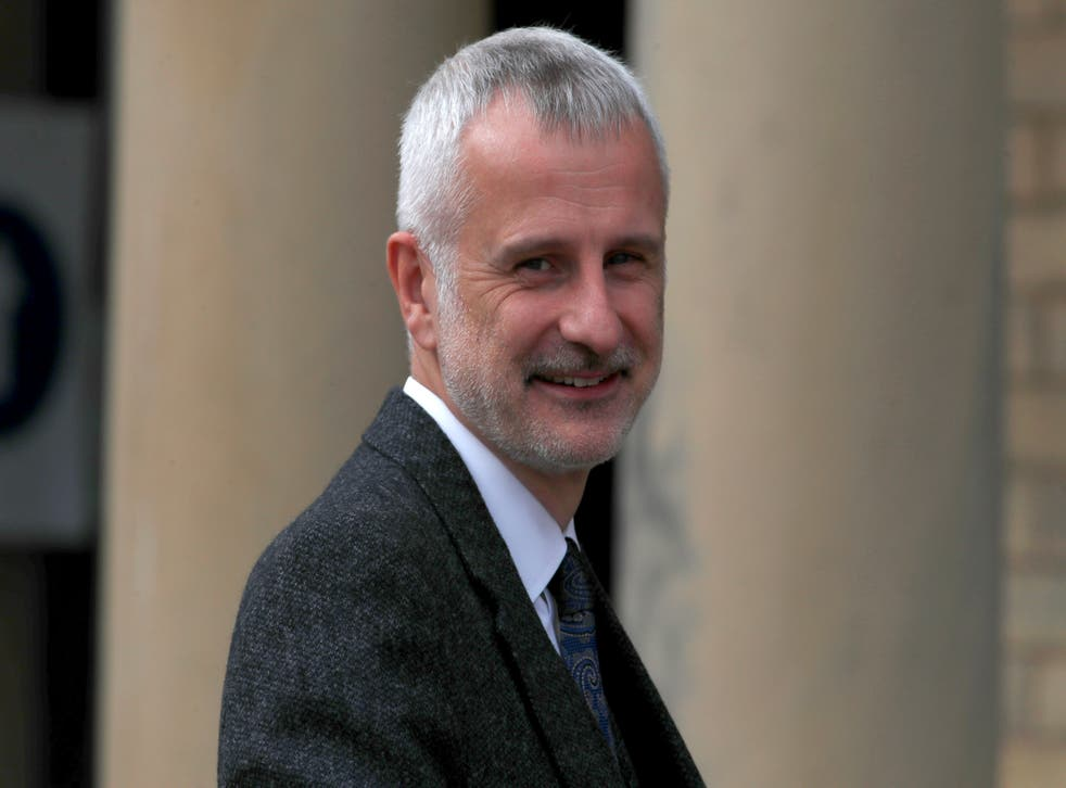 Dr Jerry Hill has been awarded an MBE
