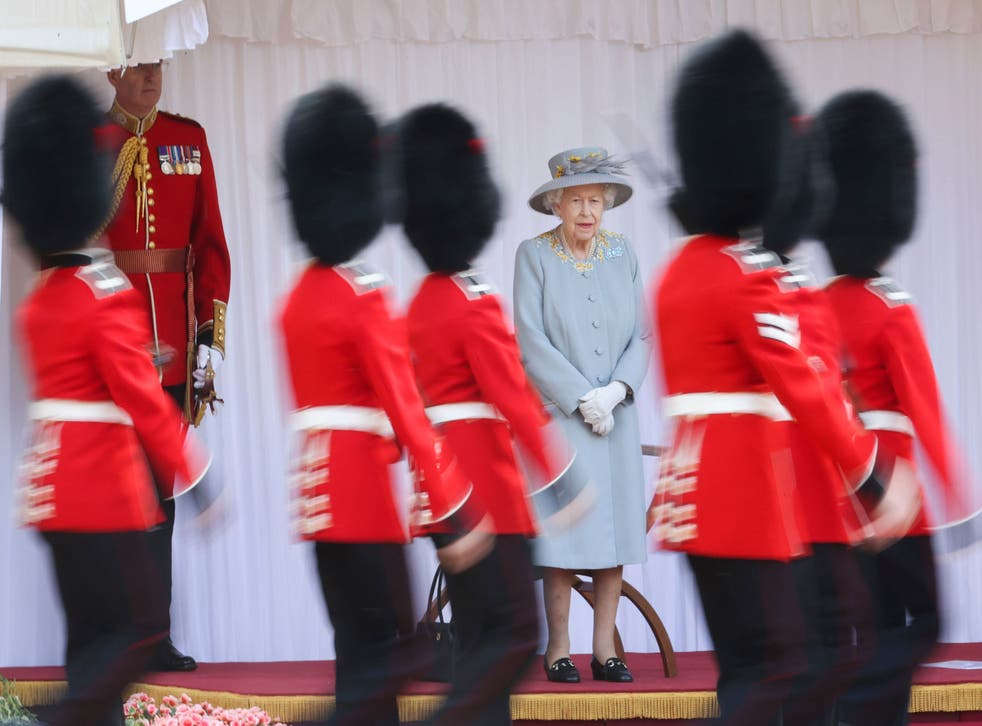 Britain Queen's Birthday