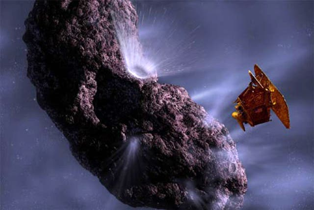 <p>The idea of mining asteroids is one thing. Trying to land on them is another</p>