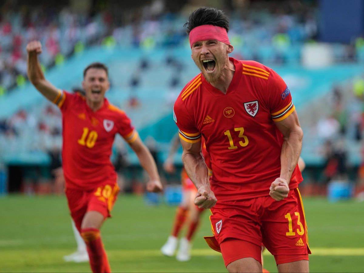 Kieffer Moore to the rescue as Wales hit back to snatch draw against Switzerland