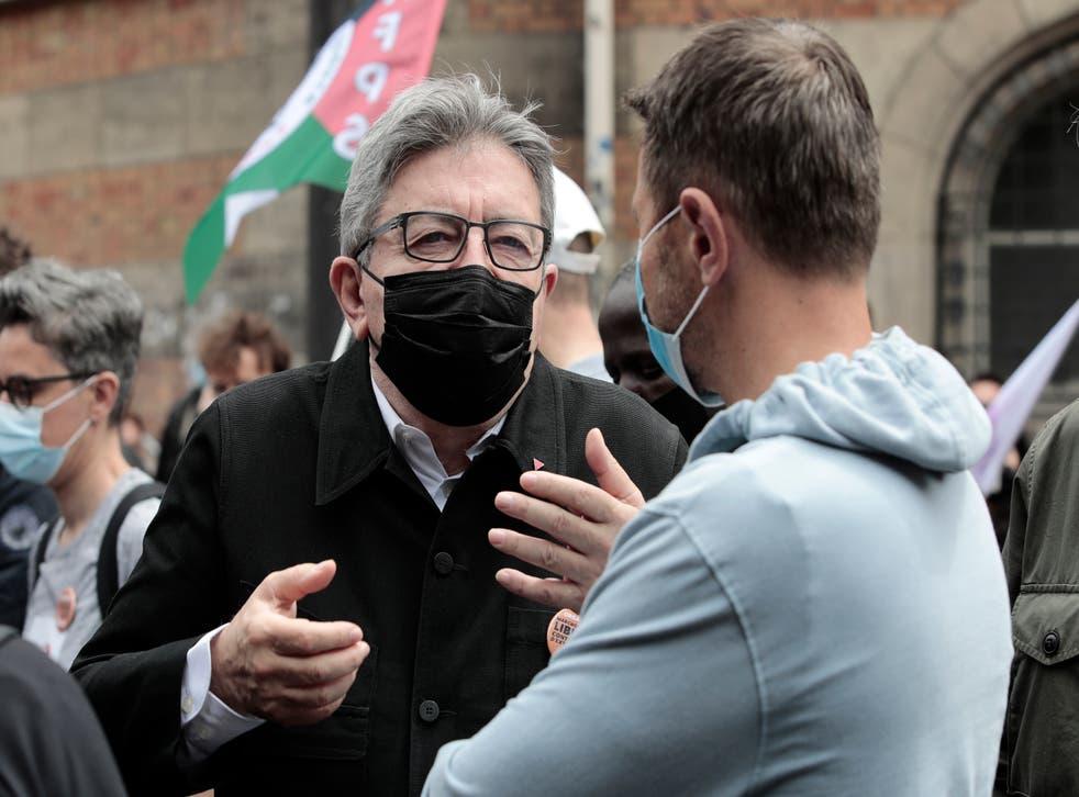 FRANCIA-PROTESTA