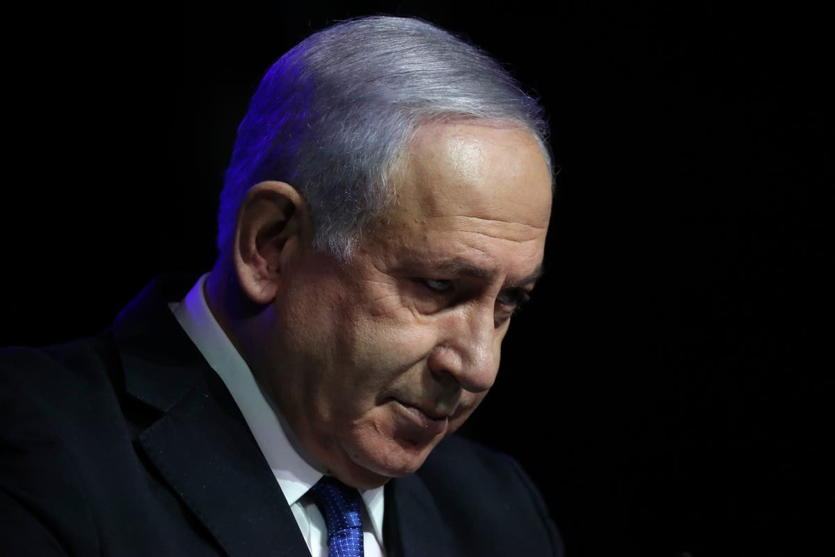 Time running out for Benjamin Netanyahu ahead of Sunday's crucial vote