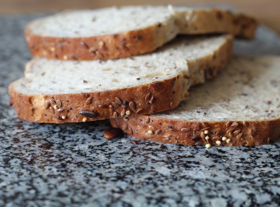 <p>Poppy seed bread</p>