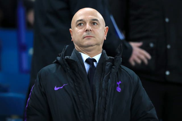 Daniel Levy insists he will do what is right for the club in the transfer market