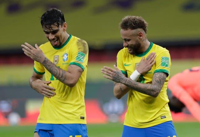 COPA AMERICA-BRASIL-VENEZUELA