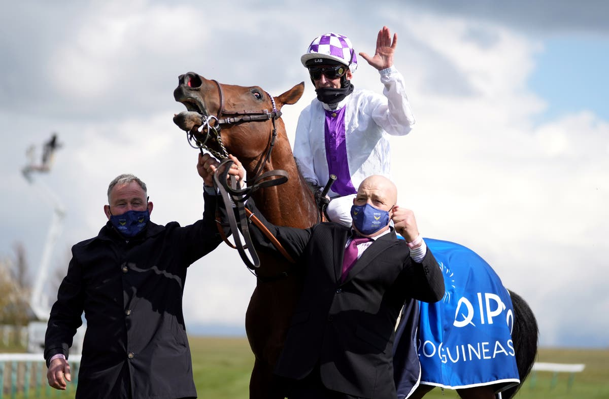 Guineas hero Poetic Flare heads 13 for St James's Palace date