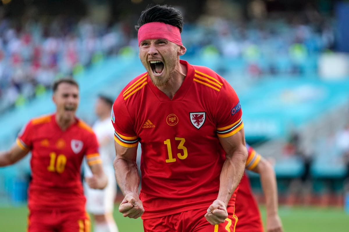 Wales' Kieffer Moore needed protecting after gruelling season, Rob Page insists