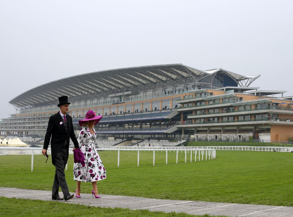 The ground at Royal Ascot could be good to firm by Tuesday afternoon