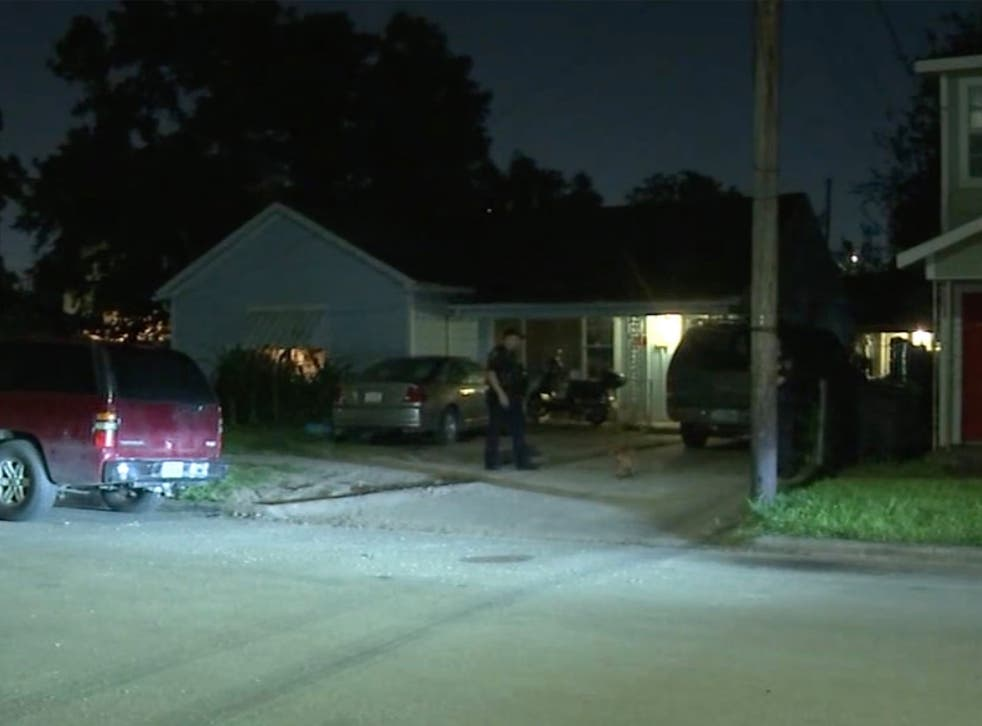 <p>A boy was accidentally shot by his father in eastern Houston on Friday night. </p>
