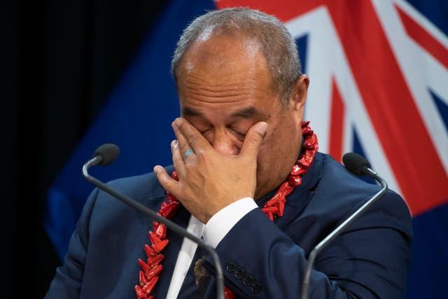 New Zealand Dawn Raids Apology