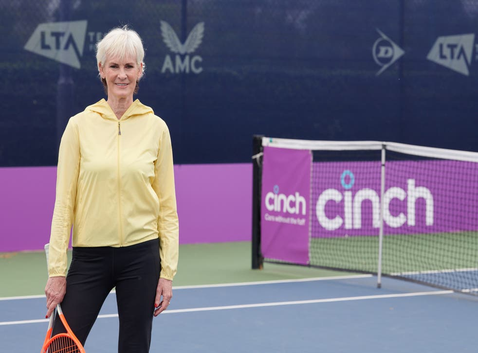 Judy Murray is keen to step back from her tennis roles
