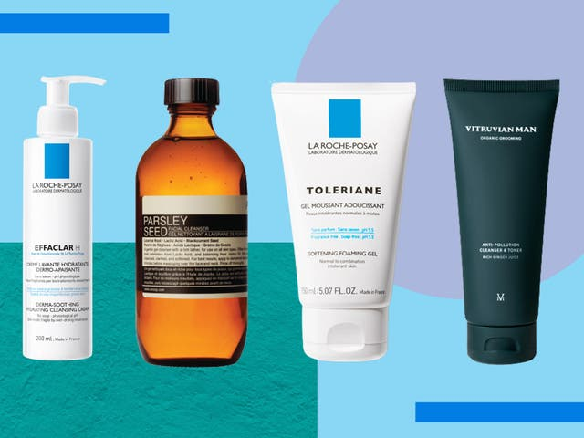 <p>Old-school types might rely on soap and water, but a good face wash will bring that extra polish</p>