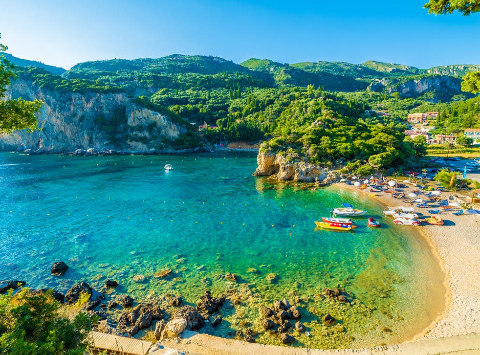 <p>Greece and almost everywhere else in Europe is on the amber list</p>