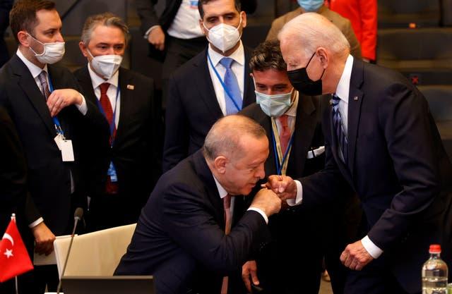 APTOPIX Belgium NATO Summit