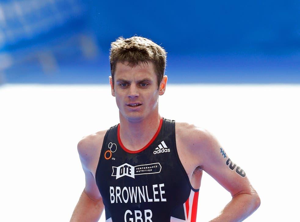 <p>Jonny Brownlee will head to Tokyo in top form</p>