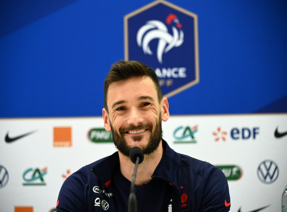 France goalkeeper Hugo Lloris says there are no rifts in the camp
