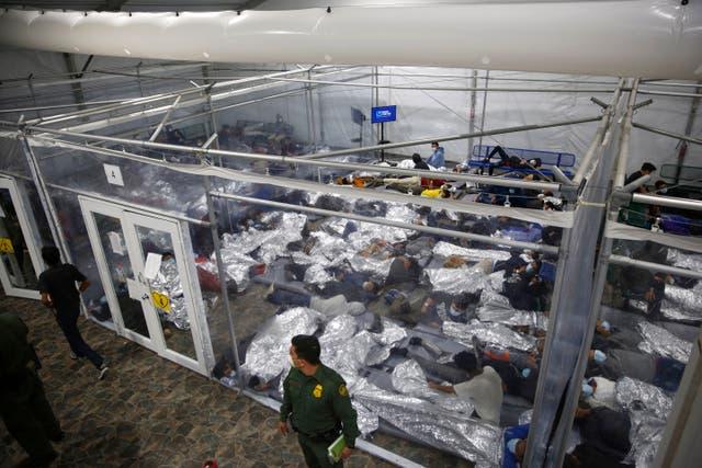 <p>Migrant Children-Shelters</p>