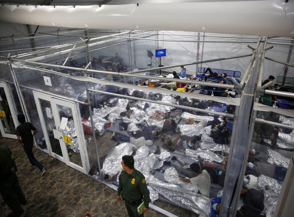 Migrant Children-Shelters