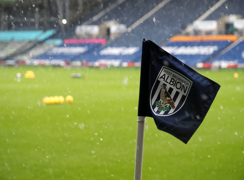 West Brom are still searching for a new head coach